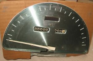 1958 Lincoln Continental Nos Speedometer Head Ffc 17255 C Free Shipping
