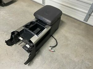 2009 2018 Dodge Ram 1500 2500 3500 Black Center Flow Console