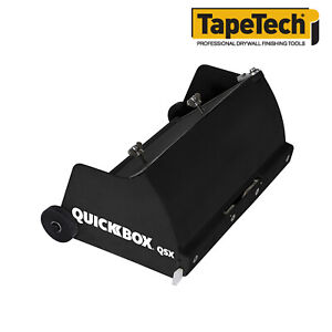Tapetech Quickbox 8 5 Drywall Flat Finishing Box For Hot Mud Qb08 qsx