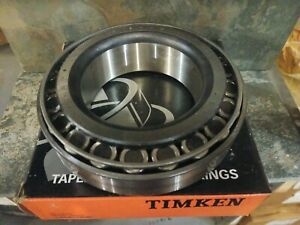 Timken Tapered Roller Bearing Race Set415 Hm518445 Hm518410 new Old Stock
