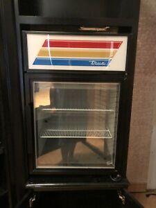 Gdm 05 True Used Counter Top Glass Door Merchandiser Includes Free Shipping
