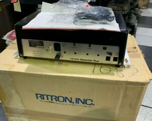 Ritron Repeater Plus Uhf Two way Radio Repeater brand New In Box