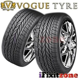 2 Vogue Signature V Ultra High Performance 235 45r17 97w Xl All Season Tires