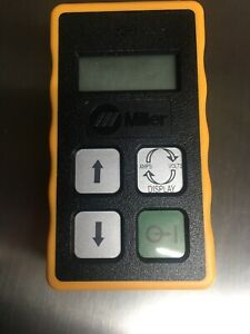 Miller Electric 300723 Tig Wireless Hand Control 13z842