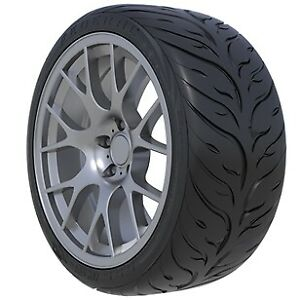 2 New Federal 595rs Rr 205 50zr15 205 50 15 205015 Tires
