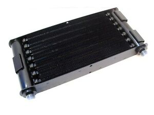 Oil Cooler Radiator 1969 1971 Ford Boss 302 429 428 Cobra Jet Other