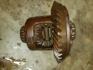 1963 79 Corvette Original Rear Differential Housing With 3 08 Gear
