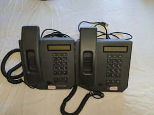 Lot Of 2 Polycom Cx300 Usb Voip Phone 2705 09 1110 Revc W Stand