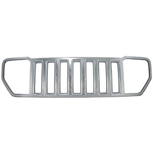 2008 2010 Jeep Liberty Chrome Grille Grill Overlay