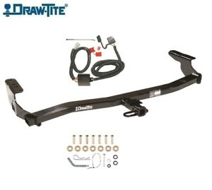 Trailer Hitch Tow Wiring Kit For 1998 2008 Subaru Forester 1 1 4 Receiver