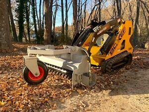 Gen2 2020 Mini Skid Steer Power Rake For Toro Dingo Boxer Vermeer Dw Bobcat