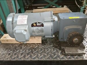 Boston Gear Motor And Gearbox