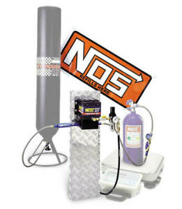Nos 14251nos Nitrous Refill Transfer Pump Station Complete With Stand
