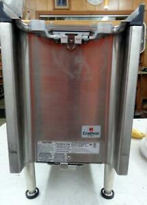Crathco Premix Cold Beverage Dispenser Cs 2e 1d 16 Base Only