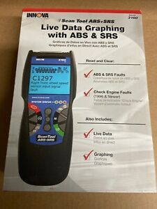 Innova 3160 Diagnostic Scan Tool With Abs And Live Data For Obd2 Vehicles