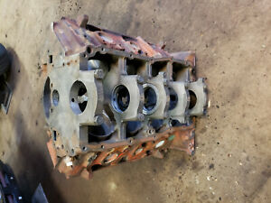 1970 455 Engine Block Buick Gs Riviera Wildcat Electra 1231738 1971