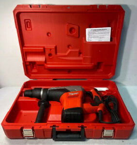 Milwaukee 1 9 16 Sds Max Corded Rotary Hammer 5317 59 220 Volt Type C Plug