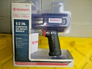 Jobsmart High Torque Air Impact Wrench 1 2 Drive New In Box