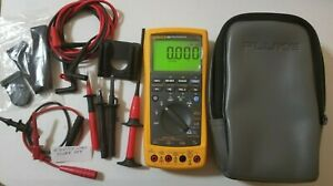 Lightly Used Fluke 789 Process Meter W Leads More 239576