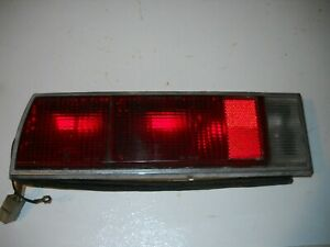 Alfa Romeo Series 2 Spider 1971 82 Used Altissimo Driver Side Tail Light Housing