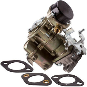 Carburetor For Ford Yf Type Carter 240 250 300 6 Cylinder D5tz9510ag Zinc Alloy