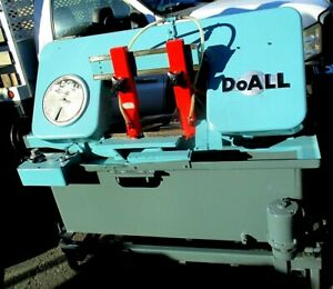Doall c 12 Type 12 X 12 Horizontal Hydraulic Band Saw_as pictured_best Deal