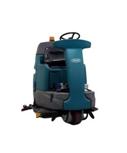 2019 Demo Unit Super Low Hours T7 Ride On Auto Scrubber 26