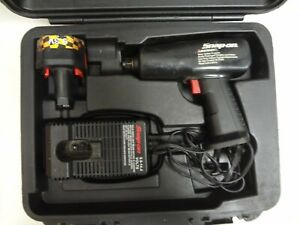 Snap On Impact Wrench Ct30 With 9 6v Battery And Charger