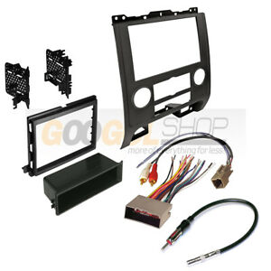 Car Stereo Radio Dash Kit Wire Harness Antenna For 2008 2012 Ford Escape