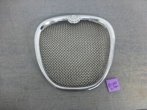 2005 2008 Jaguar S type Front Mesh Grille And Outer Chrome Trim 808