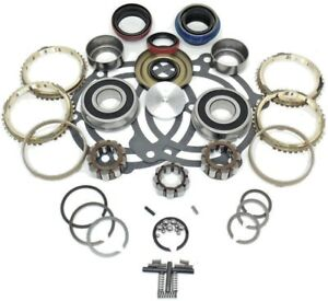 Dodge Jeep Chevy 5 Speed Rebuild Kit Nv3550 Nv3500 Hm290 1995 Transmission