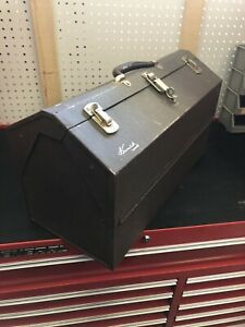 Kennedy 22 Cantilever Tool Box 1022 4 Tray Mechanic Machinist Toolbox