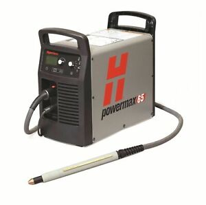 Hypertherm Powermax 65 Plasma Cutter 25 Machine Torch System