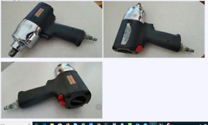 Craftsman 1 2 Drive Professional Impact Wrench Model