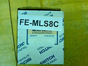 Micro Switch Fe mls 8c Modulated Photoelectric Control