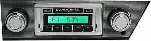 1965 65 Oldsmobile Cutlass Radio Usa 230 Custom Autosound