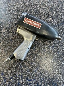 used Craftsman 1 2 Drive Air Impact Wrench Tool Model 875 199870 Works Great