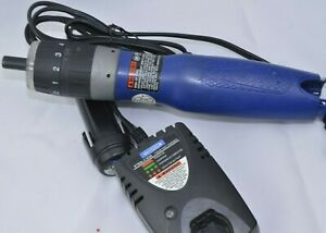 Blue Point Snap On 3 6v Power Cordless Screwdriver 1 Hr Fast Charger Etbsl3650