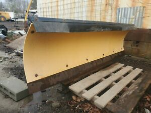 Meyer Snow Plow Used 7 6ft E60 Pump Included Wiring Included Toggle Switch