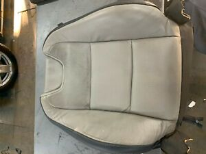 2010 15 Camaro Ss Driver Seat Back With Airbag Titanium Leather Heated