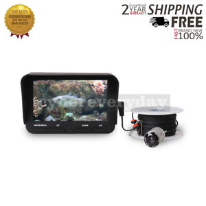 Underwater Camera Fish Finder Underwater Fishing Camera HD 3MP 720P 30M Cable dt