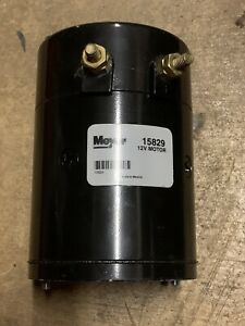 New Genuine Meyer Meyers 15829 15727 E57 E58h E60 Motor Snowplow Pump Snow Plow
