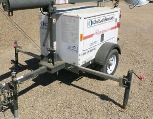 2014 Magnum Mlt3060 Towable Diesel Light Tower Generator