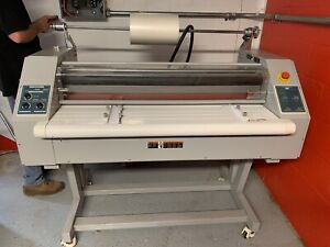 Gbc Explorer 107 Laminator 18k Value Shipping Included
