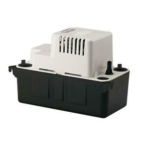 Little Giant Vcma 20uls 115 volt Condensate Removal Pump