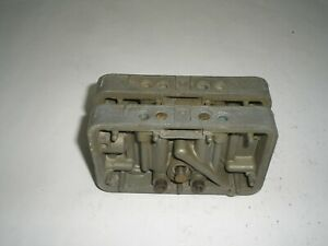 Ford C60f 9510m C60f 9510n Holley 3530 3557 Metering Blocks 4836 4841