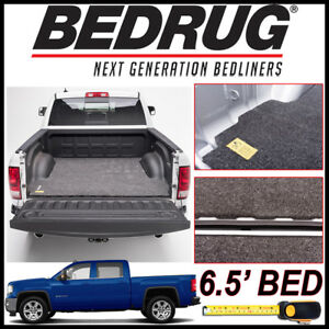 Bedrug Classic Bed Mat For 2007 2018 Gmc Sierra 1500 Protection Liner Fits 6 5