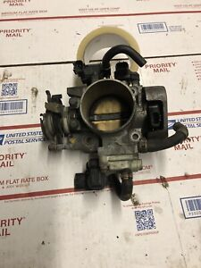 02 06 Honda Crv K24a1 Throttle Body Assembly Oem Engine K24a1 Fast Free Shipping