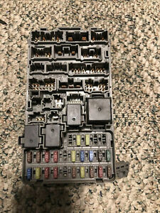 2002 2005 Honda Civic Si Interior Fuse Box Assembly With Fuses And Relays
