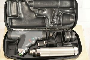 Welch Allyn Diagnostic Set panoptic Ophthalmoscope otoscope rechargeable Handle
